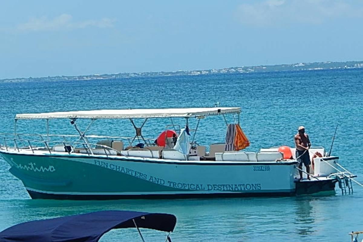 Aqua Mania Adventures SANTINO ROUND THE ISLAND CRUISE