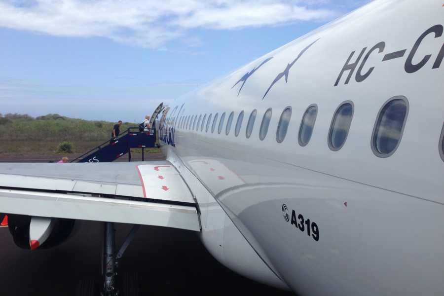 Galapagos Shuttle LLC Baltra to Isabela | Air Shuttle