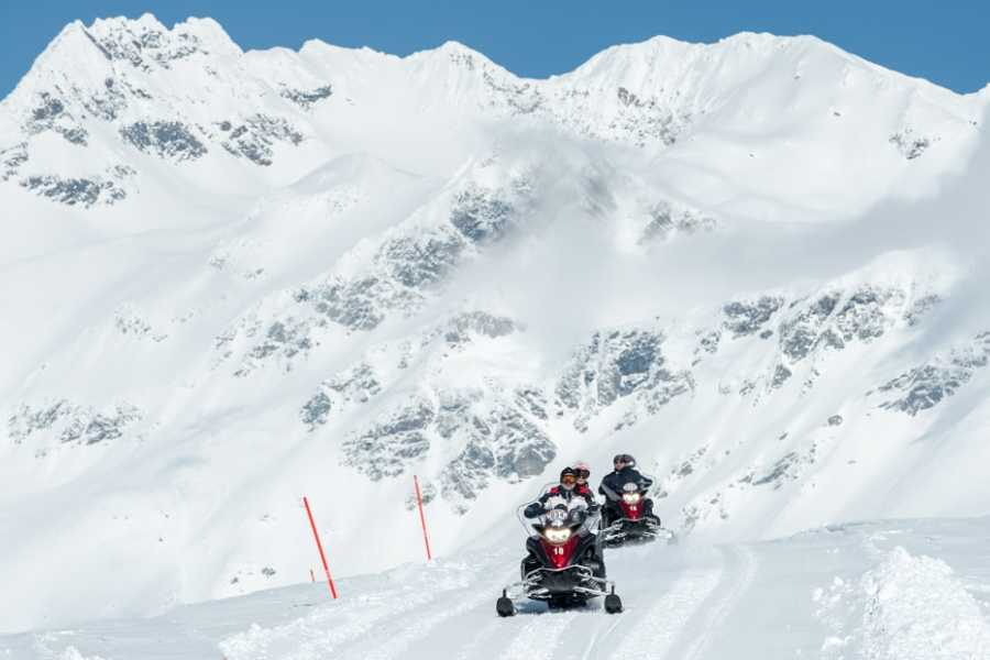 HB Adventure Switzerland AG Motorschlitten Tour 5: Splügenpass