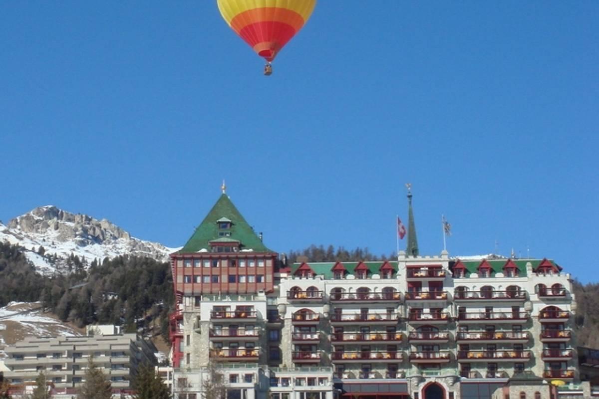 HB Adventure Switzerland Balloon Ride Central Switzerland