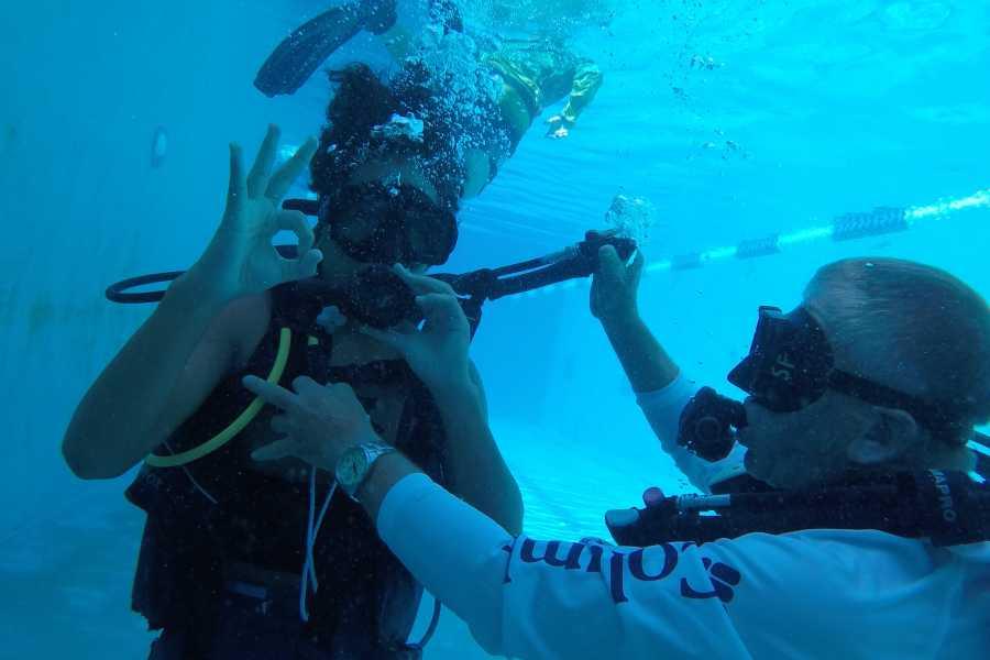 Aqua Mania Adventures 5. SCUBA: PADI DIVER COURSE