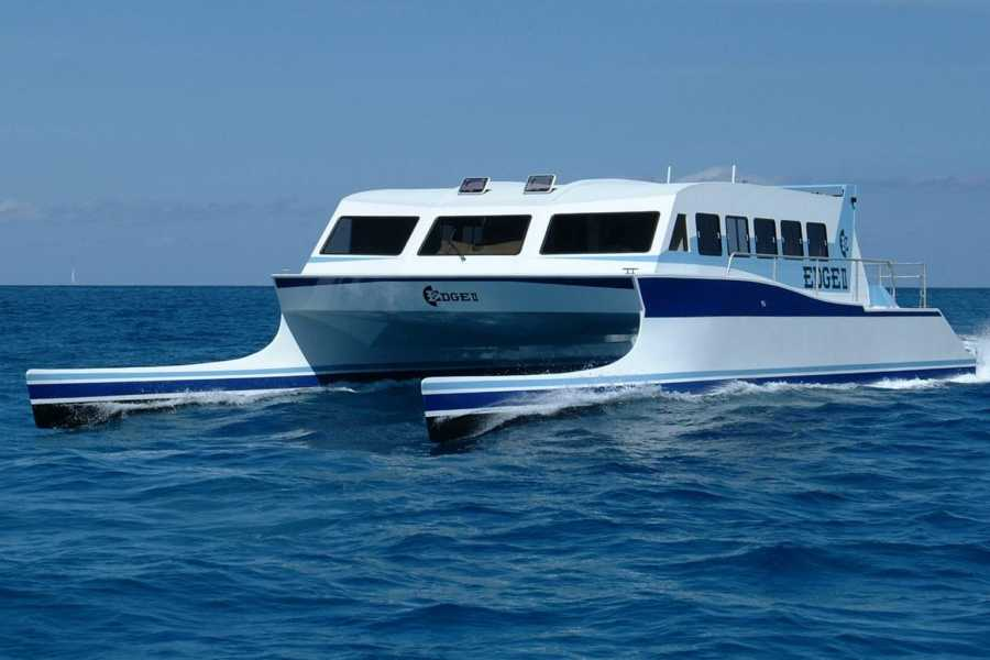 Aqua Mania Adventures EDGE FERRY - SABA TRIPS