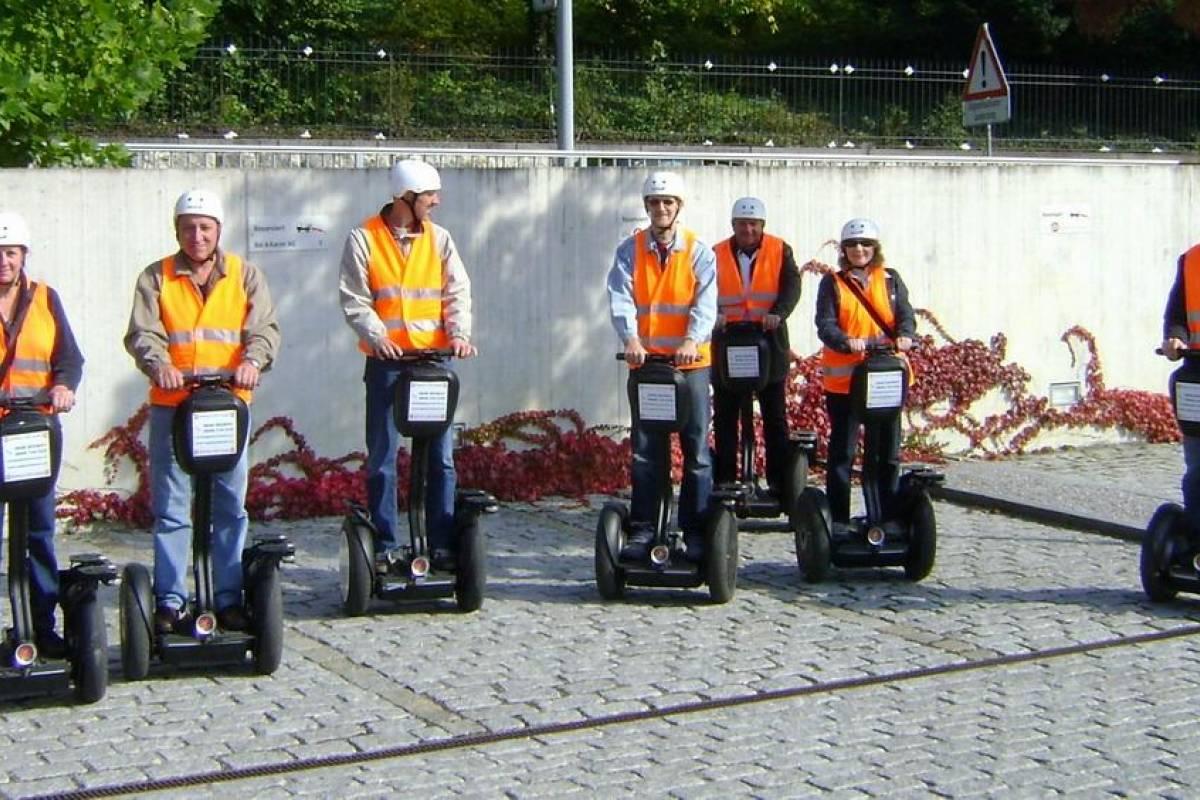 Segway City Tours Daily Public Segway Tour Zurich