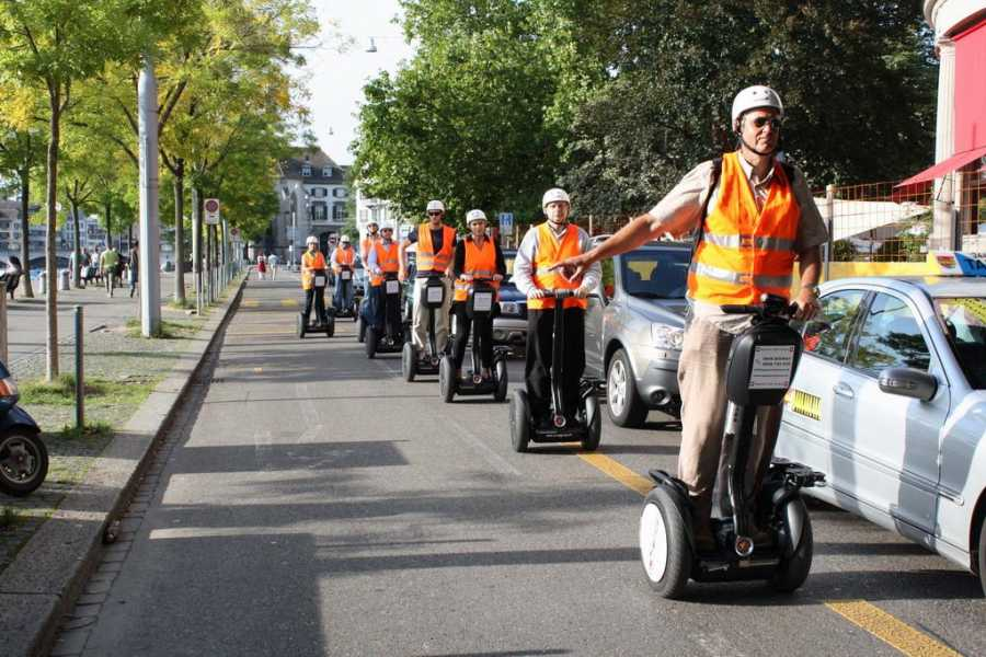 Segway City Tours by HB-Adventure Daily Public Segway Tour Zurich