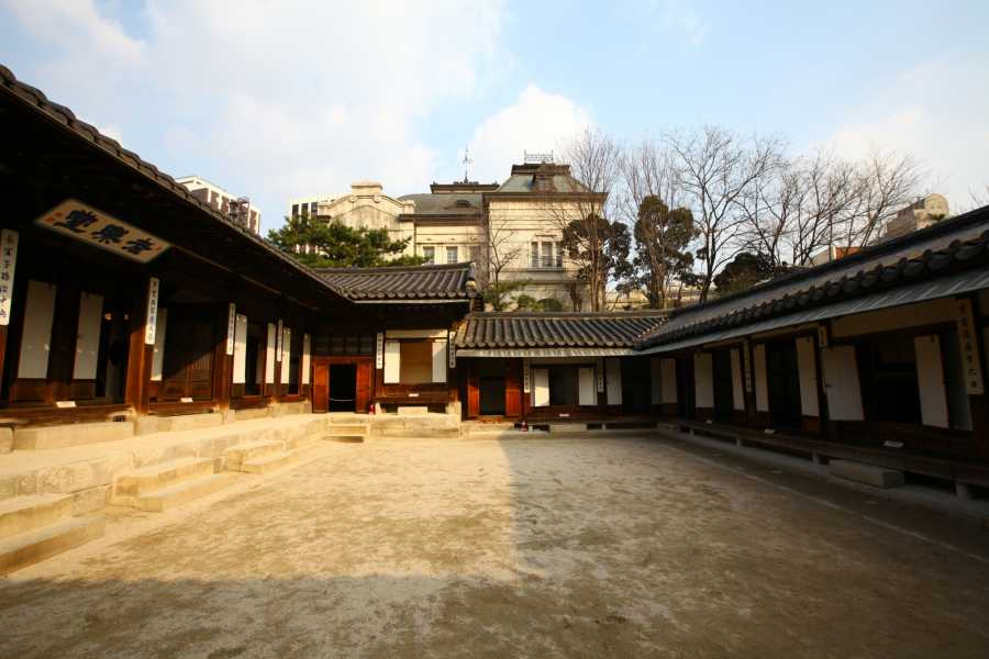 Kim's Travel 06 Furniture Museum, Unhyungung Palace & Jogyesa Temple Tour