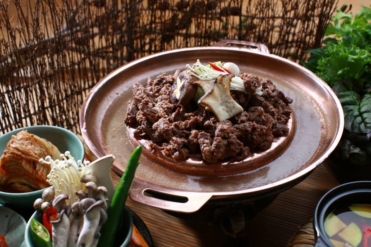 Kim's Travel 12 Korean Cooking Class