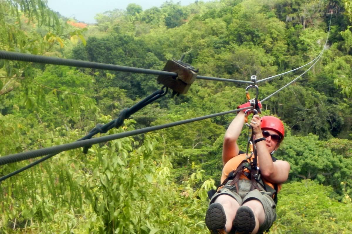 MyVacationButlers.Com Xtreme Cave Park Jungle Adventure - Camuy/Lares PR