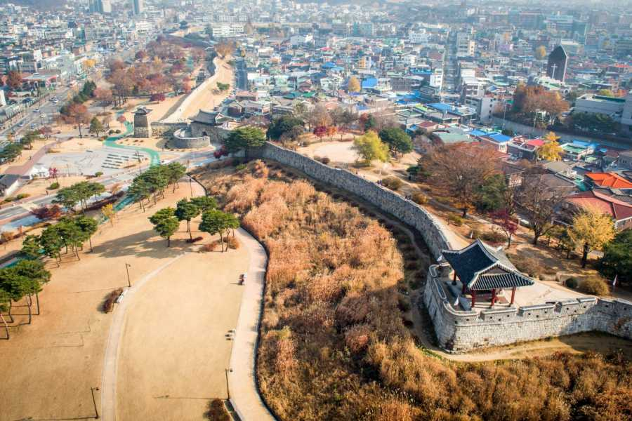 Kim's Travel KD 05-1 Hwaseong Fortress & Everland Theme Park
