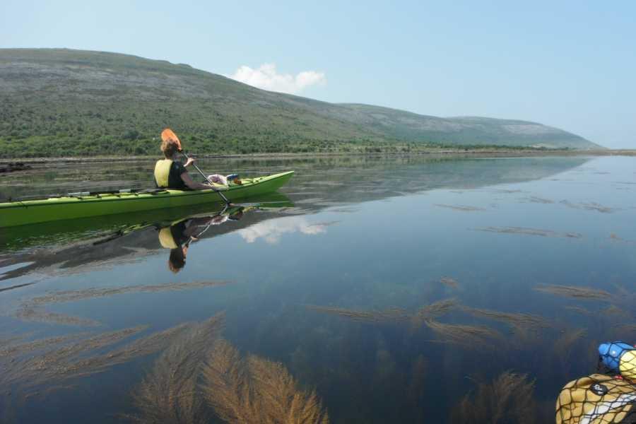 North Clare Sea Kayaking/Burren Way Mountain Bike Tours 1. Wild Burren Tour