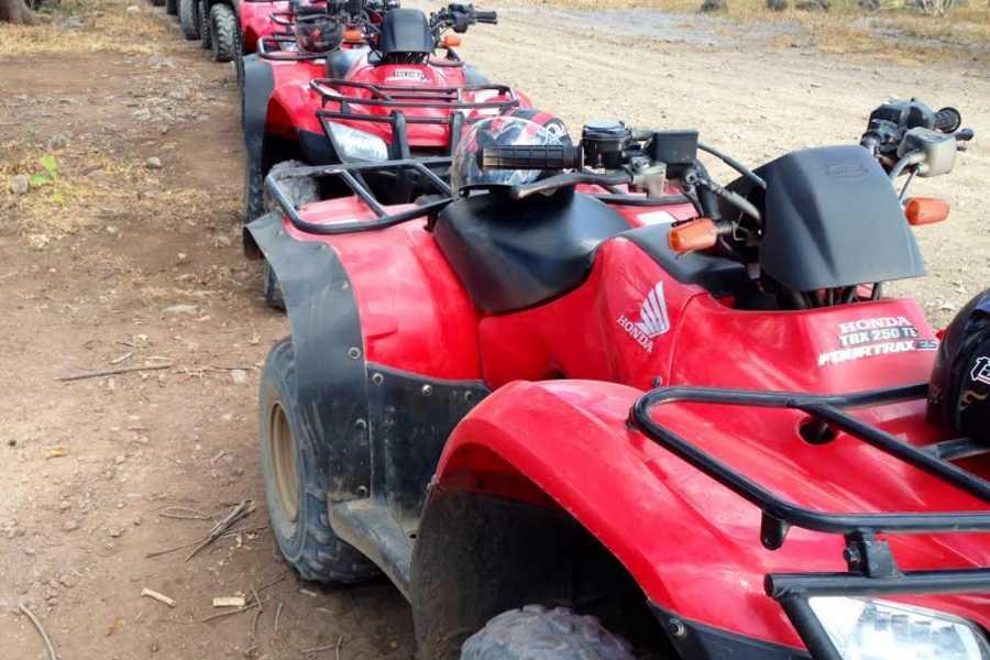 Black stallion ranch ATV,ZIP & BBQ SUPER COMBO