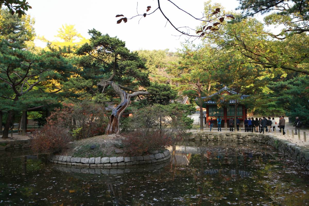 Kim's Travel 19 Jongmyo Shrine, Secret Garden & Unhyungung Palace