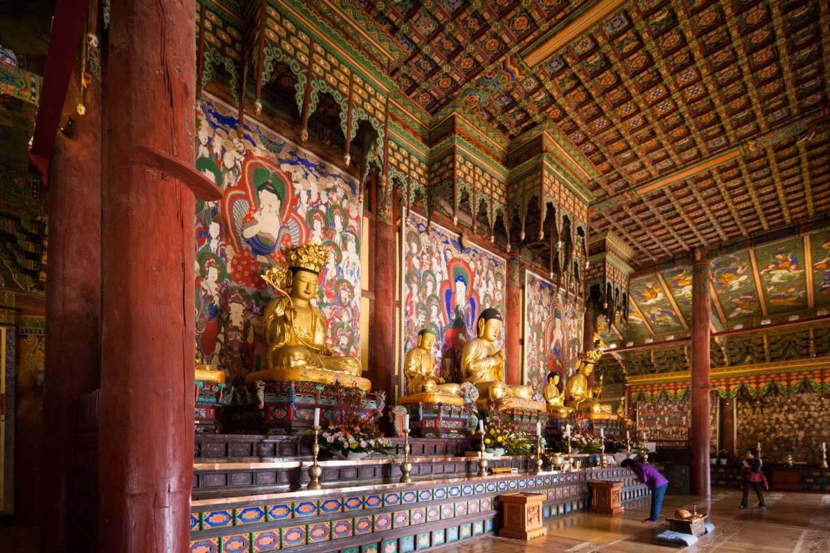 Kim's Travel 33 海印寺(へインサ)日帰りツアー