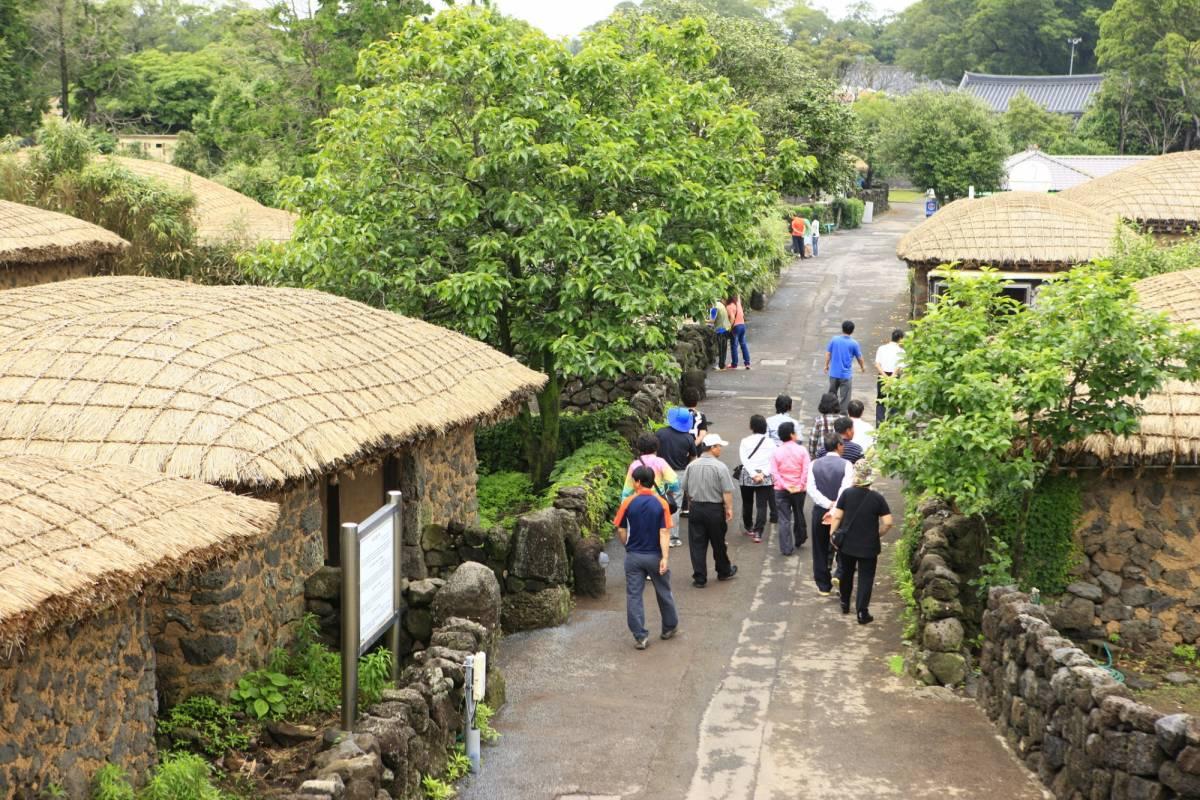 Kim's Travel 41 済州島オーバーナイトツアー