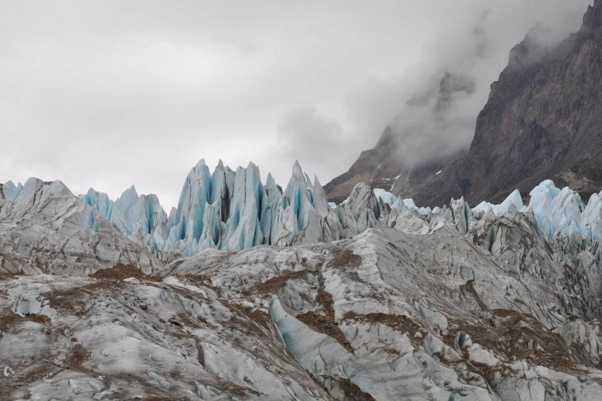 Patagonia Hikes Cerro Torre Base Camp + Paso del Viento. 6 days