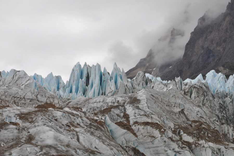 Patagonia Hikes Base Cerro Torre + Paso del Viento. 6 dias.
