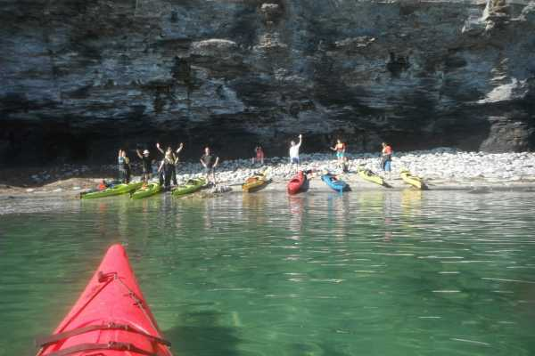 2. Liscannor Bay Tour
