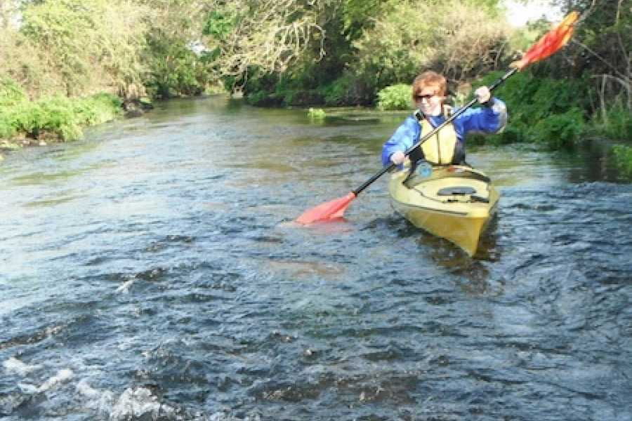 North Clare Sea Kayaking/BWMTBT 3. Enchanted Lake & River – Inchiquin Lake