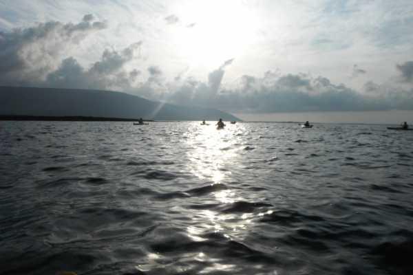 3. Sunset Paddle
