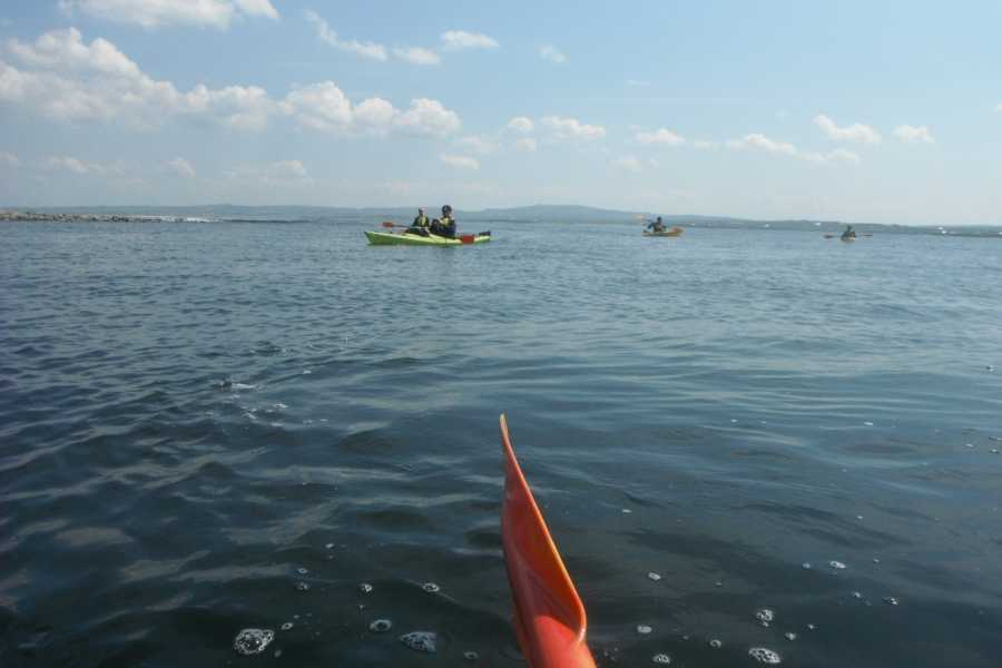 North Clare Sea Kayaking/Burren Way Mountain Bike Tours 5. Sunset Paddle