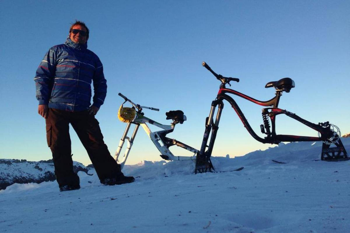 Andermatt Adventure - Crown of Alps AG Snowbike