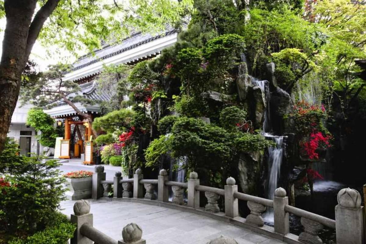 Kim's Travel Samwon Garden