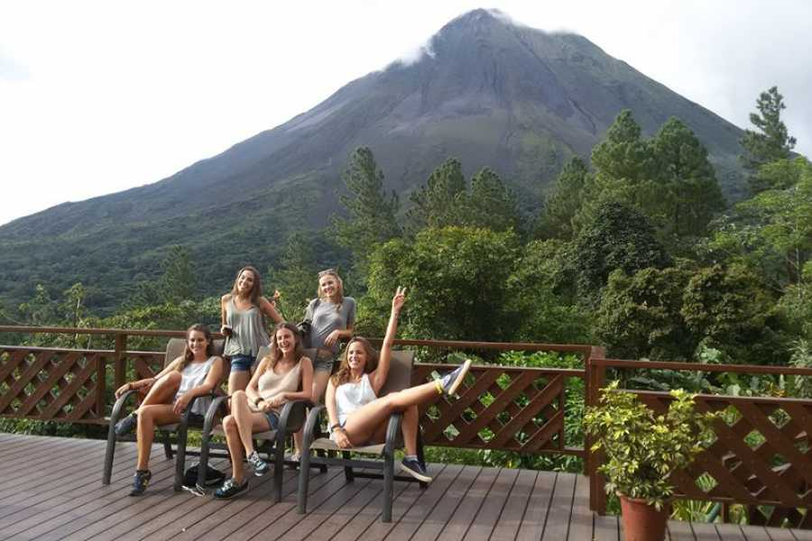 Red Lava TSC Tour al Volcan Arenal (6hrs)