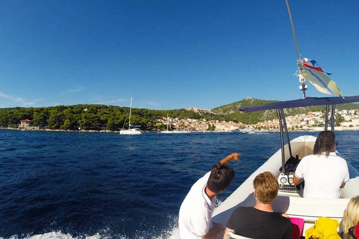 Sugaman Tours Blue Cave & Hvar Tour