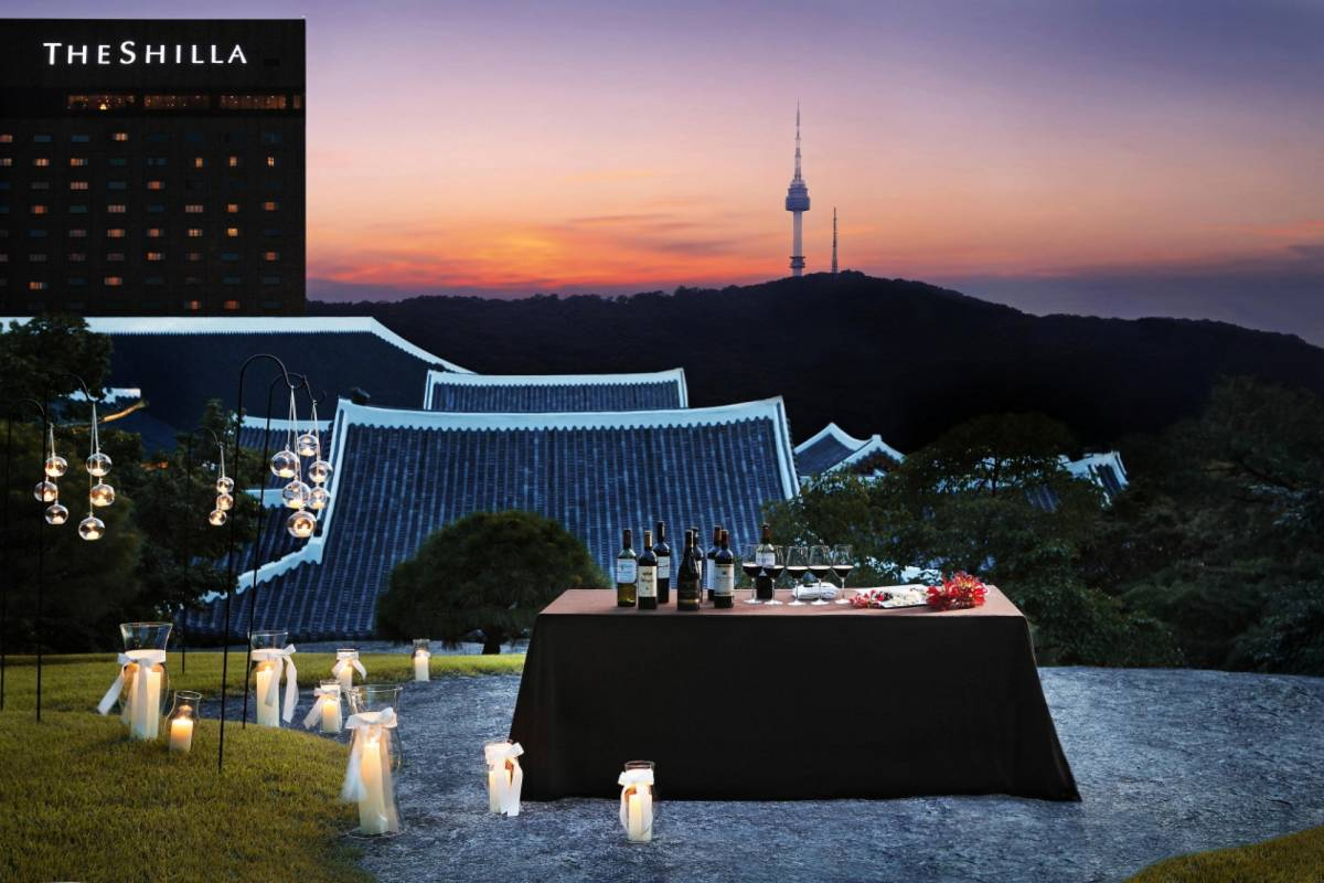 Kim's Travel The Shilla Seoul