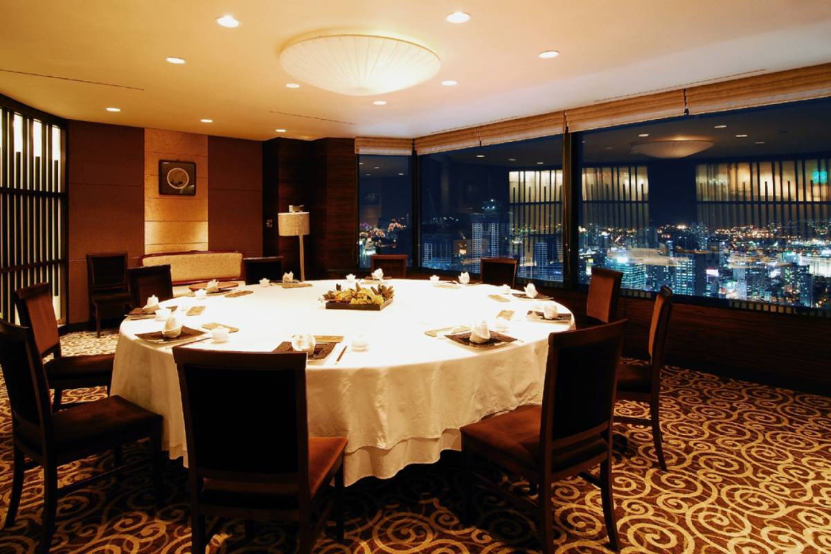 Kim's Travel Lotte Hotel Busan