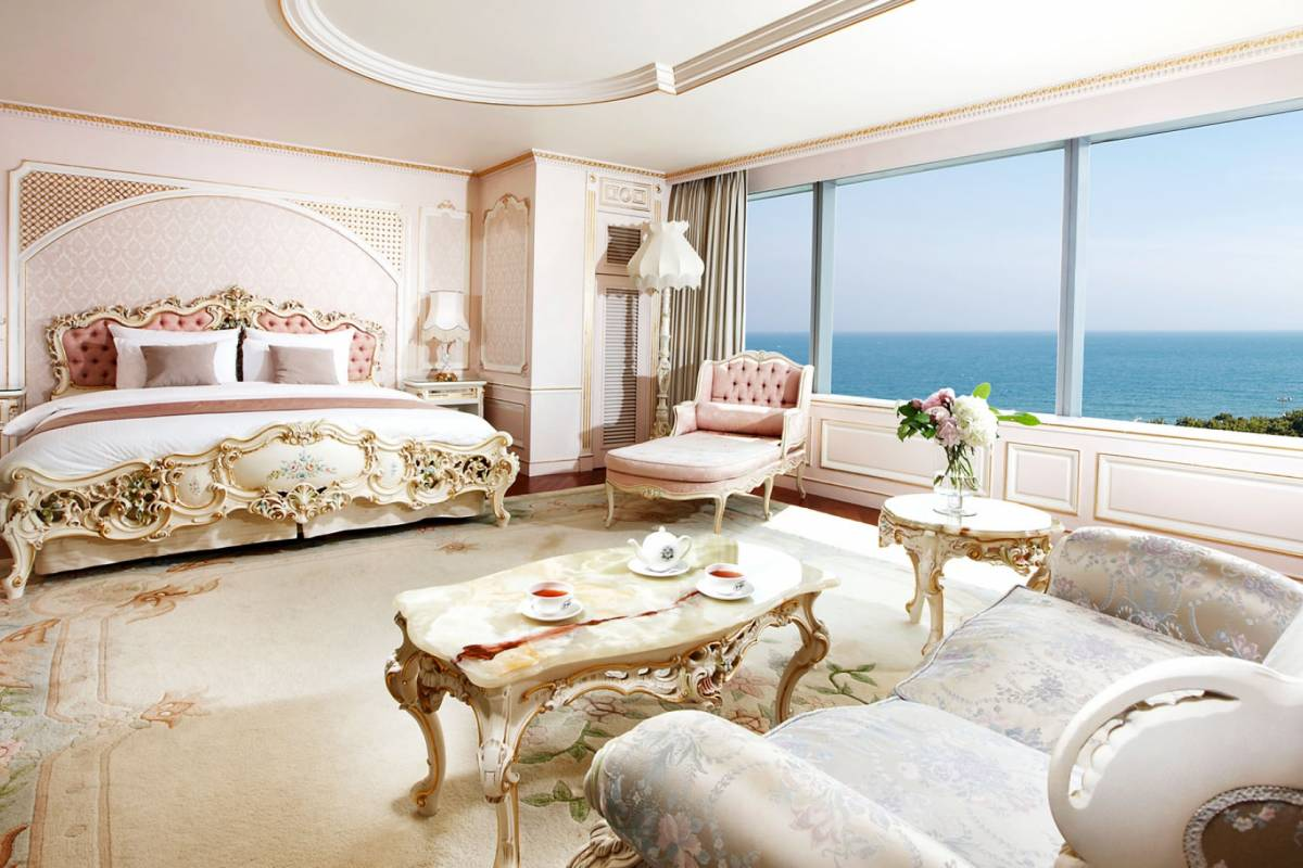 Kim's Travel Haeundae Grand Hotel