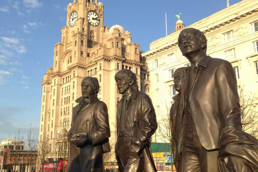 SANDEMANs NEW Liverpool Tours Beatles to the Blitz Tour of Liverpool