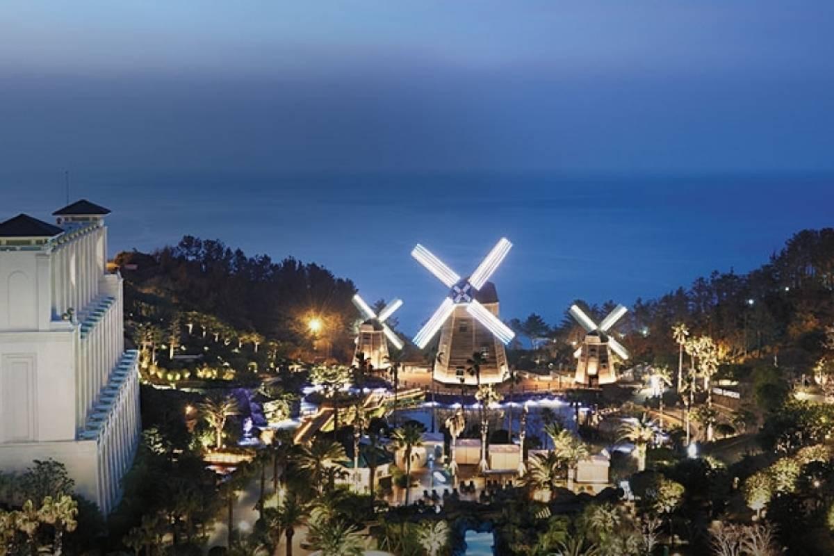 Kim's Travel Jeju Lotte