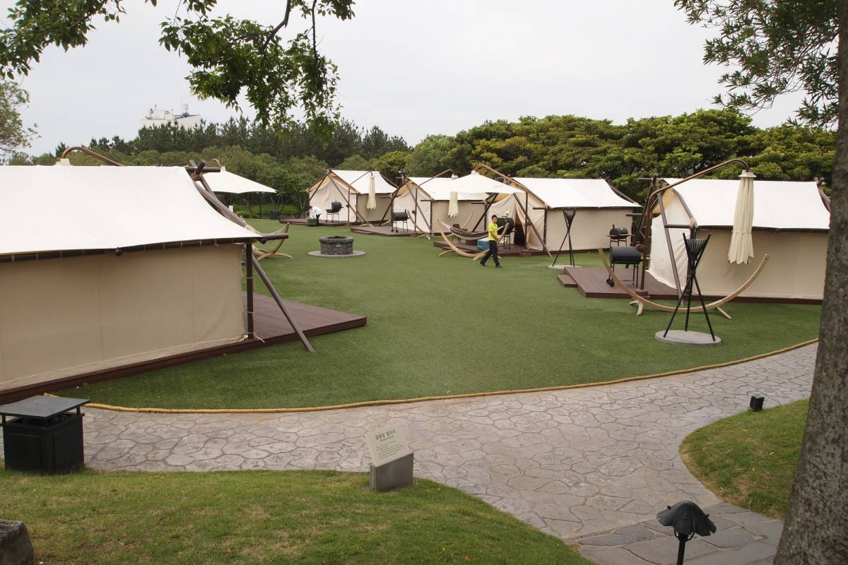 Kim's Travel Hyatt Regency Jeju