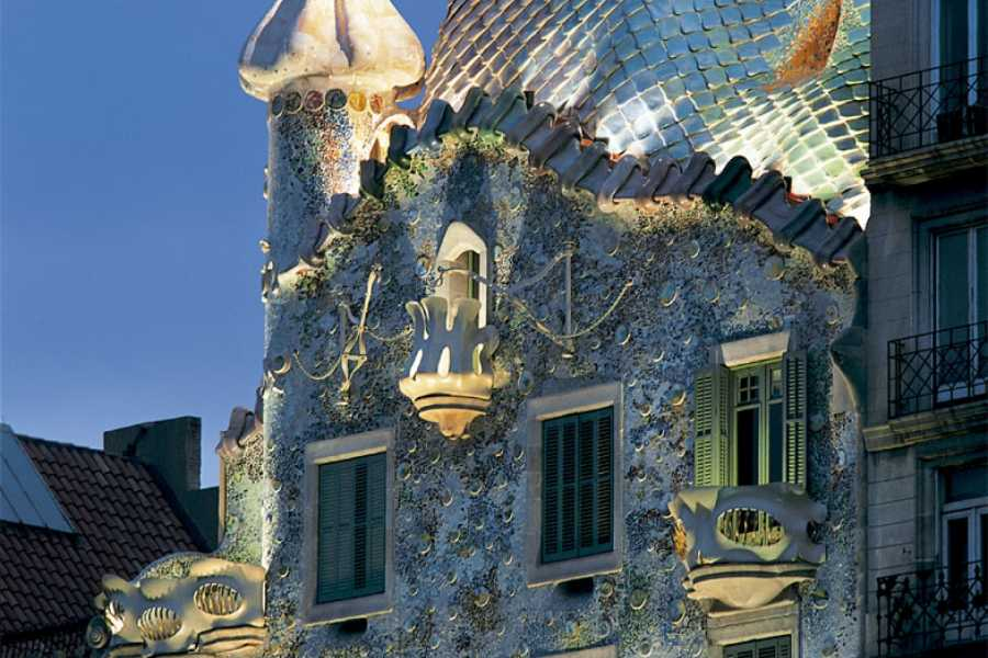ICONO Serveis Culturals Tickets: Casa Batlló