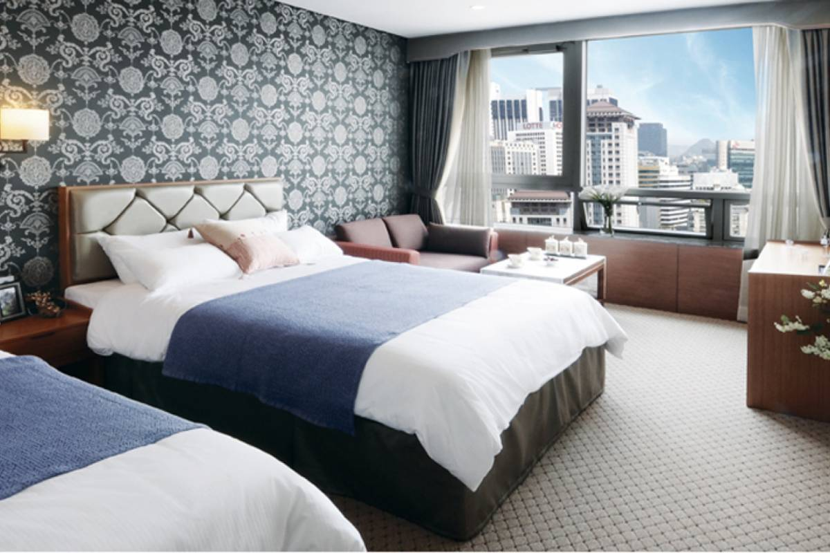 Kim's Travel Loisir Hotel Myeongdong