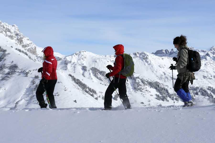 URI ADVENTURE - AF Sport GmbH Schneeschuhwandern (3.5h) mit Fondue