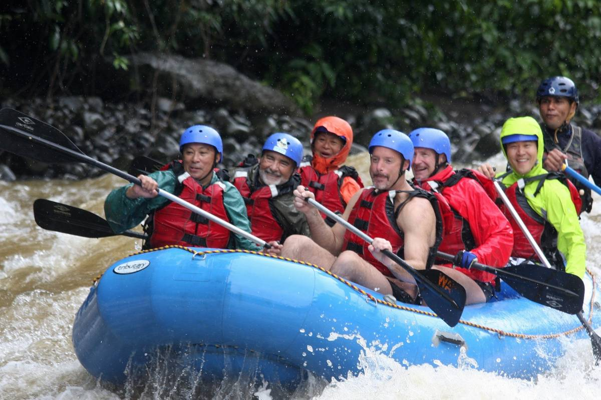 Red Lava TSC Rafting