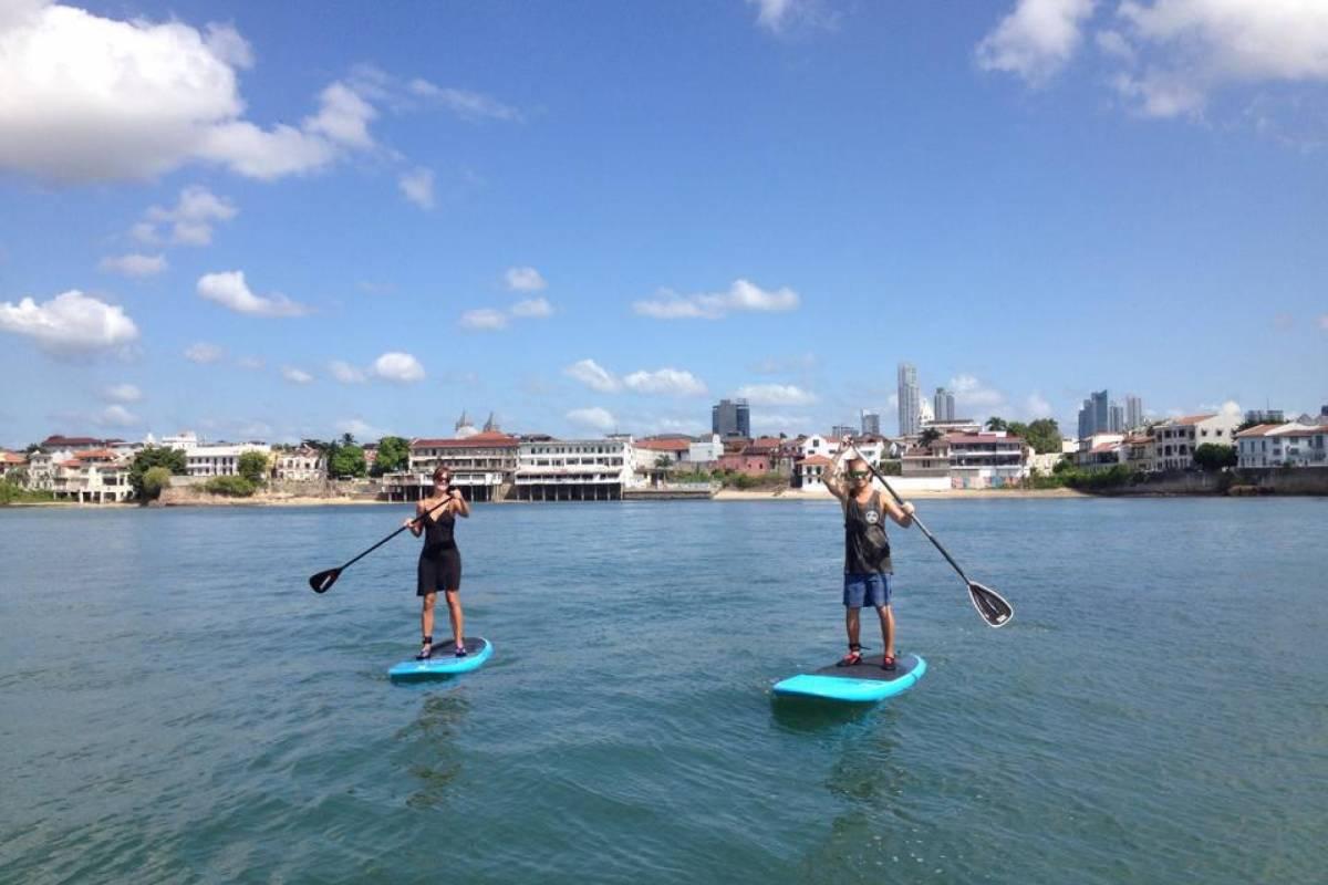 Cacique Cruiser Panama Paddle & Fitness