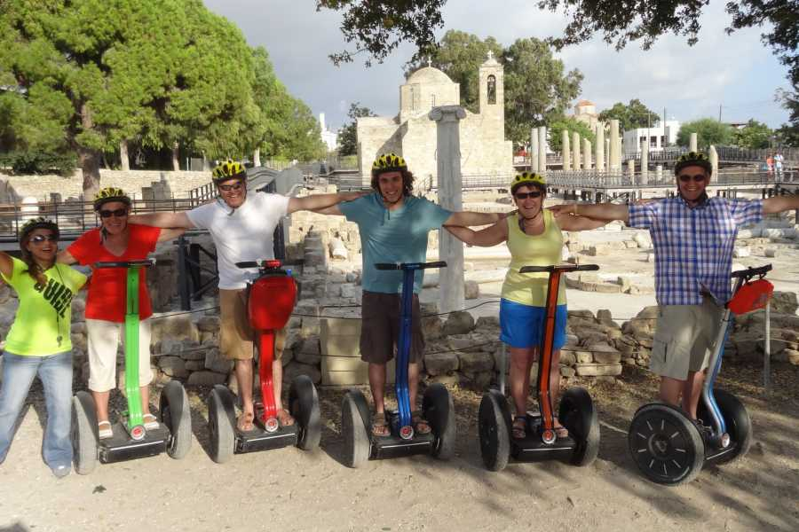 Paphos Segway Tour Segway Tour - Morning Tour - 11:05AM