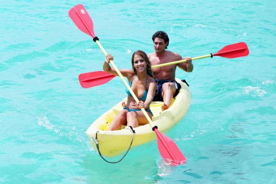 Aqua Mania Adventures WATERSPORTS - KAYAKS