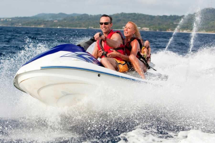 Aqua Mania Adventures WATERSPORTS - BANANA BOAT RIDES