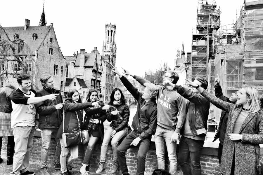 "Can You Handle It Tours VZW ""In Brugge"" Free Walking Tour"