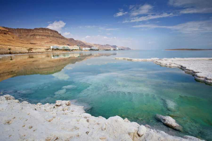 SANDEMANs NEW Jerusalem Tours Masada Sunrise, Ein Gedi and Dead Sea Tour from Jerusalem