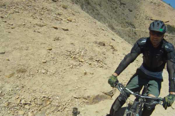 """""""El Parvazo"""" Downhill"""