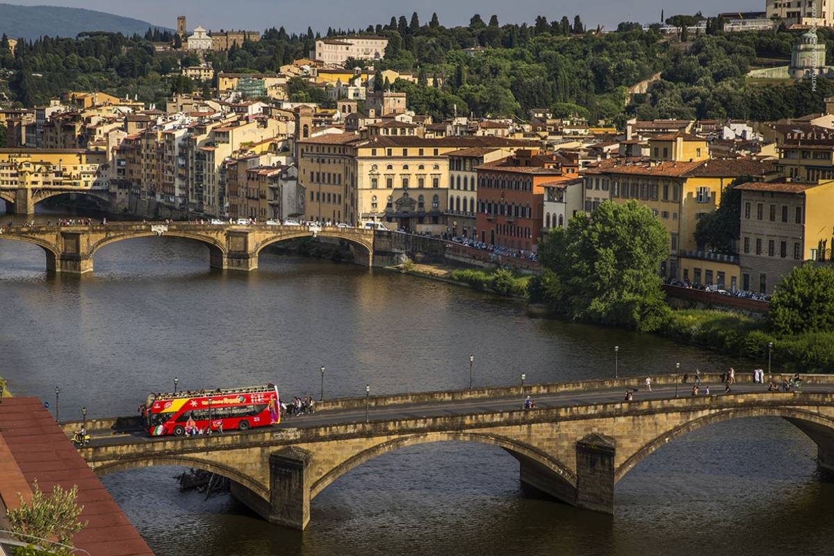 Italy on a Budget tours CITY SIGHTSEEING FLORENCE