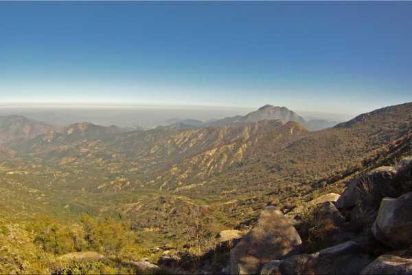 """El Cerro de Roble"" Scenic Ride"