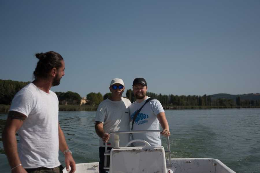 Tuscanmagic Di Dng srl Hd 'Island  Maggiore and Lake Trasimeno'