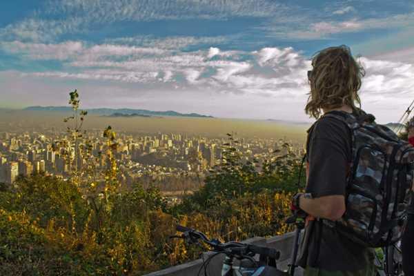 """Hill San Cristobal"" Scenic Sunset Ride"