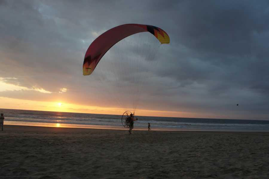 Go Montanita Paragliding