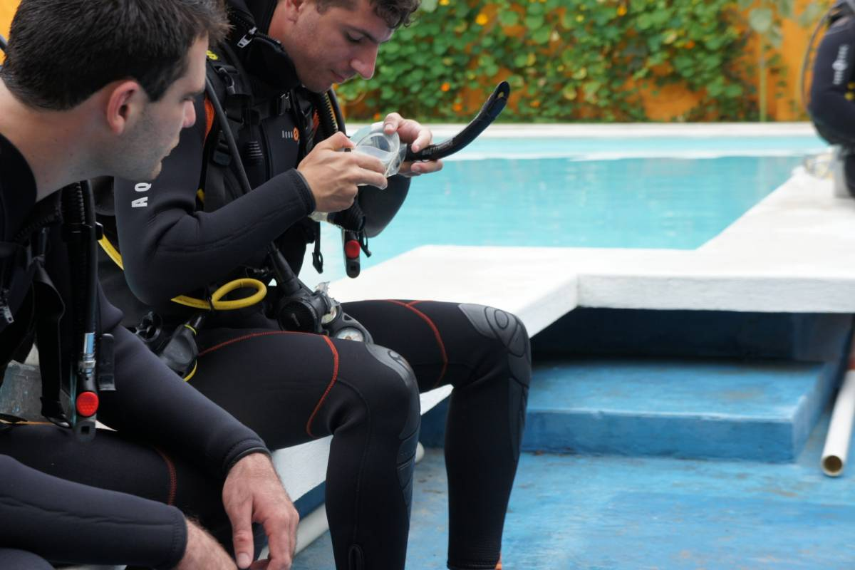 Go Montanita OW Open Water Dive 4 Days (PADI Licensing)